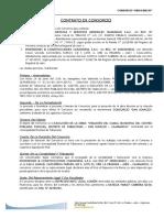 2.00 Contrato de Consorcio San Ignacio