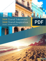 Travel Trends Guide 2019