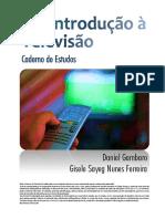 Introducao a Televisao Caderno de Estudo