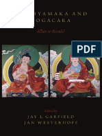 Yogacara and Mādhyamaka- Allies or Rivals