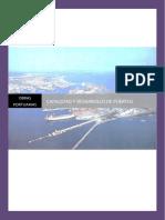 Capacidad y Desarrollo de Puertos