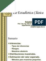 Act 20 Estadística Clásica