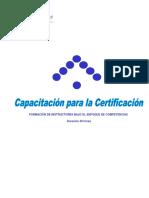 Capacitación Para La Certificación_imparticion