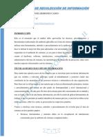 Artículo-técnicas de r. de Información