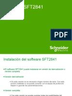 Guía de Instalación Del Software SFT2841 Jmc