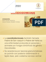 coccidioidomicosis