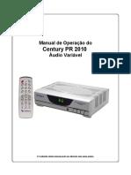 Manual Centary Pr2010