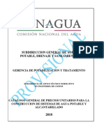 Catalogo Apa Conagua 2018