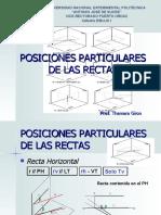 Posiciones Particulares de Las Rectas- Sd