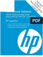 HP Network Solution