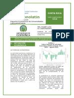 Informe Economia Costa Rica Septiembre 2018