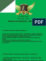 Plataforma Elite Mil Modulo Exercicios - Arcadismo
