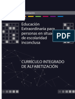 Curriculo Integrado de Alfabetizacion