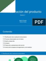 7. Realización Del Producto OPTATIVA 1