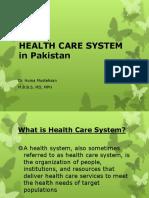 16 Nov Lecture Health Care System Pakistan