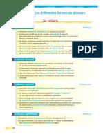 les tyoes de discours avec fiche de travail.pdf