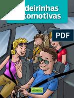 Cartilha Cadeirinhas Automotivas