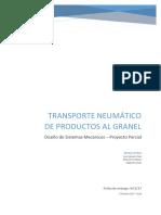 Proyecto Parcial - Diseño de Sistemas Mecánicos