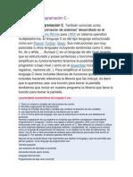 Lenguaje de Programación C tarea.docx