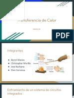 Transferencia de Calor Diapositiva
