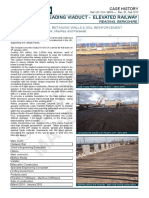 Case History for Use of Maccaferri Paralink, MacRes and Paraweb