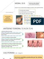 ANTÍGENOS TUMORALES