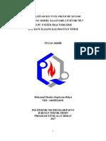 MODIFIKASI SOCKET FUEL PRESSURE SENSOR PADA ENGINE MODEL SAA12V140E-3 UNIT HD DI PT. UNITED TRACTORS SIMS SITE BATU KAJANG KALIMANTAN TIMUR.pdf