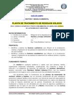 10_Guía de Campo - Planta de Residuos Solidos CEPASC (2)