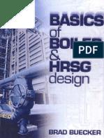 Basic of Boiler and HRSG design