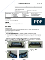 Ricoh df 3010 service bulletin