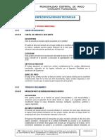 05. ESPECIFICACIONES TECNICAS
