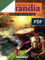Legend of Kyrandia 3 Malcolm's Revenge - Manual