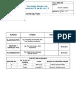 WP TPC HSE 010 2018 Seguridad Electrica