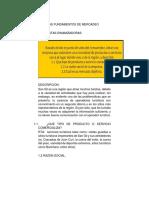 Asturias Fundamentos de Mercadeo