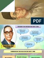 Tokoh Negara (Tun Hussein Bin Dato'Onn)