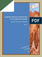 Lenguaje, discurso e interacción en los espacios virtuales. Parini y Giammatteo