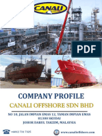 Company Profile Canali Offshore July 19