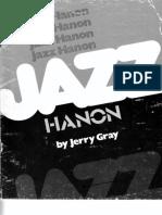Jazz Hanon - Jerry Gray