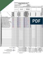 Registro de Notas - Ib - 4to
