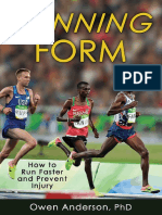 Owen Anderson - Running Form_ How to Run Faster and Prevent Injury-Human Kinetics Publishers (2019)