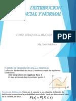5. Distribución de Probabilidades Continuas FIIS UNAC