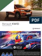 Manual Renault KWID