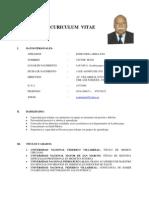 Curriculum  Dr. Echeandia