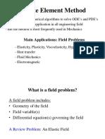 FEA 01 Basics
