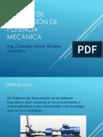 Sistemas de transmisión de potencia mecánica unidad 1.pptx