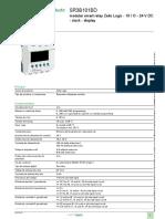 Zelio Logic SR3B101BD-Compatible