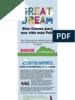 Diez claves para una vida mas feliz en español