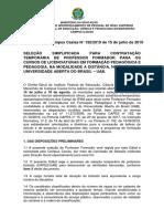 001 Programa Institucional CAX 1922019