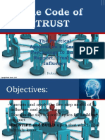 Dreeke-Code of Trust 2015