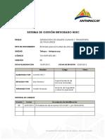 Anexo LL2 Operación de Equipo Liviano y Transporte de Pasajeros